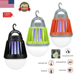 Mosquito Zapper Repeller Bug Inset Killer Camping LED Lanter