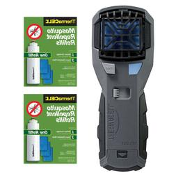 Thermacell MR-450X Armored Portable Mosquito Repeller with t