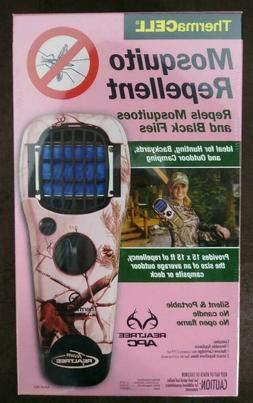 Thermacell MR-PTJ Mosquito Repellent Realtree Pink Camo Camp