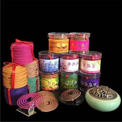 Natural Coil 48pcs/box Incense Aromatherapy Fragrance Indoor