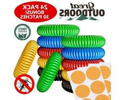 Natural Mosquito Repellent Bracelet Bug Insect Protection De