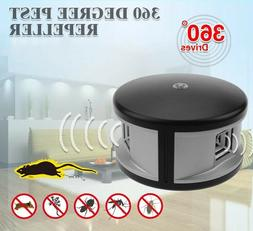 New 2020 Ultrasonic Pest Repeller Control Electronic Repelle