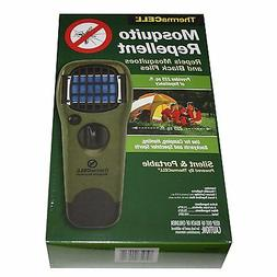 New Thermacell Mosquito Repellent Appliance Olive Green MRGJ