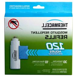 New ThermaCell Mosquito Repeller Refill - 120 Hour Mega Pack