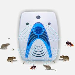 NEW Plug-In Electronic Ultrasonic Wave Mosquito Repellent Ro