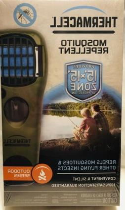 NEW Thermacell Mosquito Repellent 15' x 15' MR-GJ Outdoor Hu