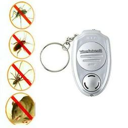 New Ultrasonic Mosquito Repeller Pest Bug Repellent fly flyi