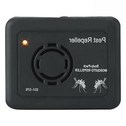 Outdoor Portable Electronic Ultrasonic Mosquito Repeller Cam