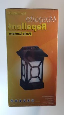 Thermacell Patio Mosquito Repellent Lamp - Black Patio Shiel