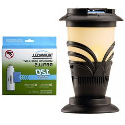 Thermacell Patio Shield Lexington Mosquito Repeller Torch &