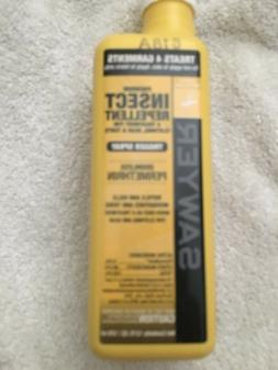 permethrin premium insect repellent 12oz spray unsealed