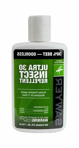 Sawyer Products Premium Ultra 30 DEET Insect Repellent in Li