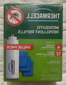 Thermacell R-4 Mosquito Repellent Refill Value Pack - 4 Cart