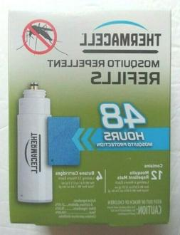 Thermacell R-4  Mosquito Repellent Refills Value Pack 4 Cart