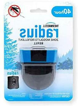 Radius Zone Mosquito Repellent Refills Thermacell Use with R