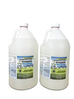 2 Gallons of Mosquito Magician Ready to USE Spray - Natural