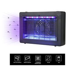 Electric Shock Mosquito Killer UV Industrial Zapper Bug Inse