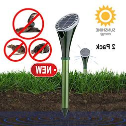 Yakalla The New Solar Powered Pest and Animal Repellent, Get