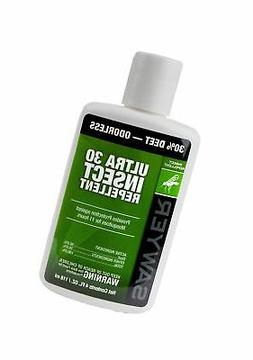 Sawyer Products SP534 Ultra 30 Insect Repellent Lotion, 4-Ou