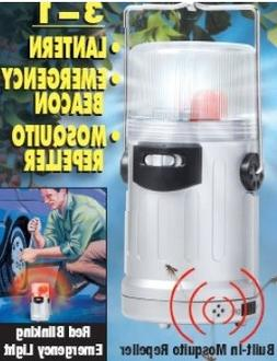 Torch Light Lantern w/ Electronic Mosquito Repeller