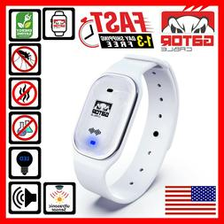 Ultrasonic Anti Mosquito Insect Pest Bugs Repellent Repeller