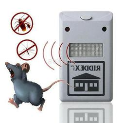 Ultrasonic Electric Anti Mosquito Tool Indoor Mice Pest Bug