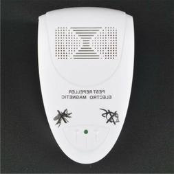 Ultrasonic Electronic Indoor Mosquito Rodent Rat Mice Bug In