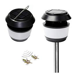 GutReise Ultrasonic Insect Repellent Portable Solar Powered