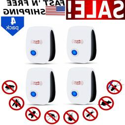 Neatmaster Ultrasonic Pest Repellent Electronic Pest Control