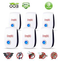Snoogg Ultrasonic Pest Repeller Pest Control Plug in Electro