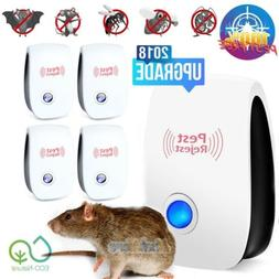 Ultrasonic Pest Repeller Control Reject Mosquito Rodent Inse