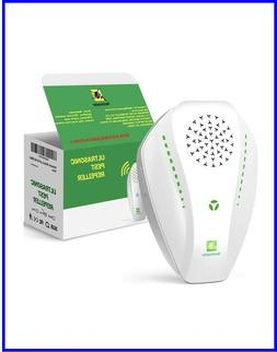 Neatmaster Ultrasonic Pest Repeller Electronic Plug in Indoo