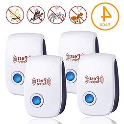 Ultrasonic Pest Repeller Plug in Pest Control - Electric Mou