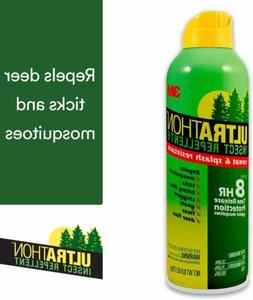 3M Ultrathon Insect Repellent Spray, 6 oz, Repels Mosquitoes