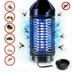 US LED Electric UV Mosquito Killer Lamp Fly Bug Insect Repel