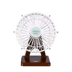 USB Rechargeable Mini Fan with The fuction of Mosquito Repel