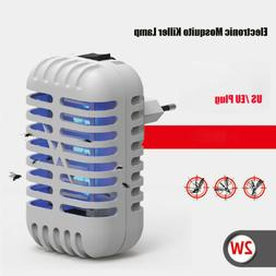 UV Mosquito Repellent Killer Lamp Outdoor Indoor Fly Bug Ins